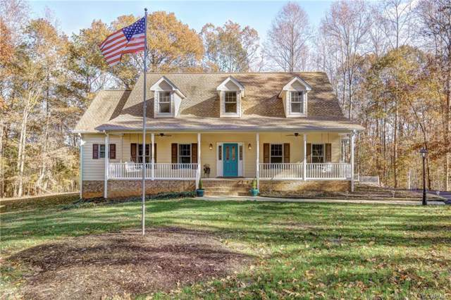 10381 Dutchess Lane, Amelia Courthouse, VA 23002 (MLS #1937042) :: HergGroup Richmond-Metro