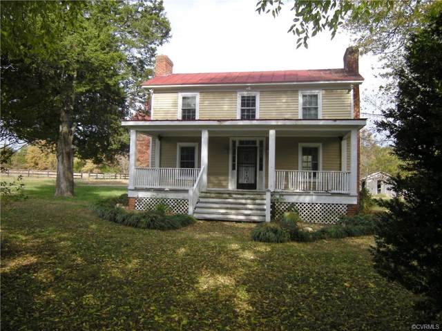 5255 Shannon Hill Road, Louisa, VA 23093 (MLS #1937056) :: The Redux Group