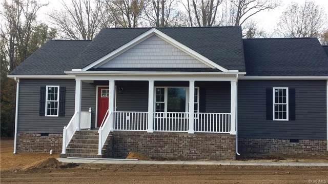 3406 W River Road, Aylett, VA 23009 (MLS #1937060) :: Small & Associates