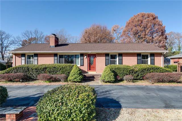 5508 Raleigh Road, Henrico, VA 23231 (MLS #1937065) :: EXIT First Realty