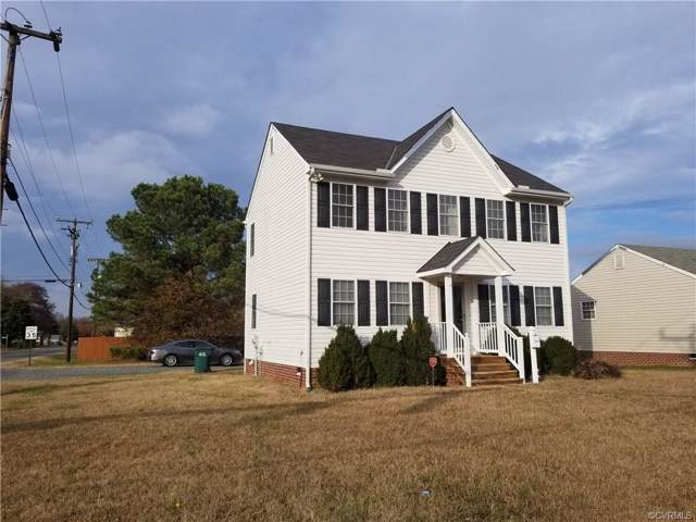 2500 Williamsburg Road, Henrico, VA 23231 (MLS #1937073) :: The RVA Group Realty