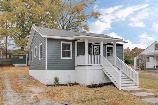 120 N Holly Avenue, Highland Springs, VA 23075 (MLS #1937085) :: Small & Associates