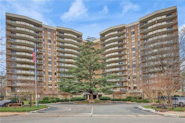 2956 Hathaway Road U912, Richmond, VA 23225 (MLS #1937086) :: HergGroup Richmond-Metro
