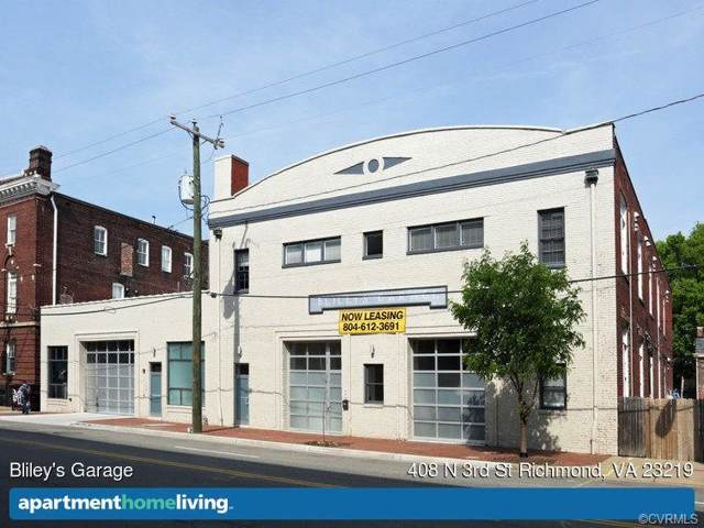 412 3rd Street, Richmond, VA 23219 (MLS #1937136) :: Small & Associates