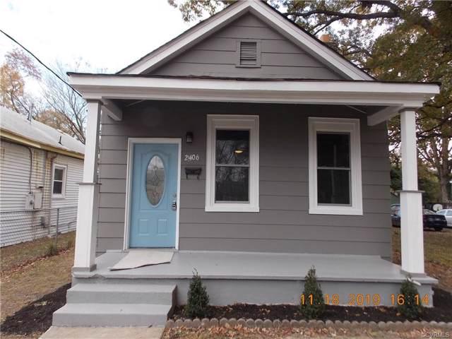 2406 Halifax Avenue, Richmond, VA 23224 (MLS #1937152) :: Small & Associates