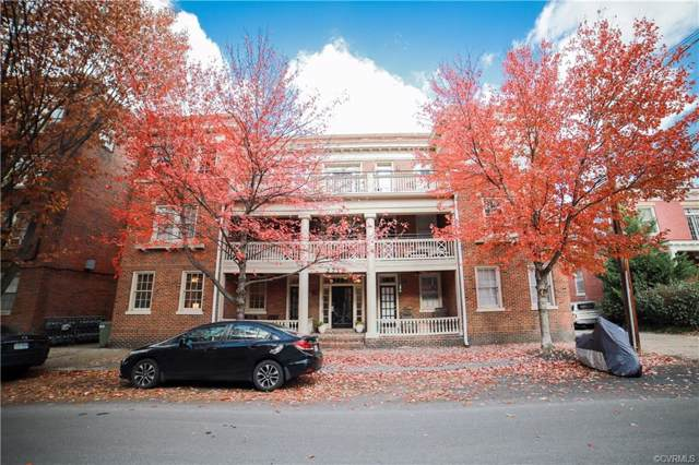 2710 Stuart Avenue #1, Richmond, VA 23220 (MLS #1937173) :: Small & Associates