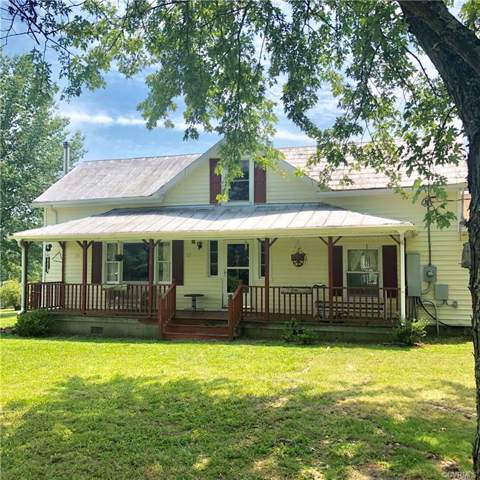 840 Tabernacle Road, Buffalo Junction, VA 24529 (MLS #1937205) :: Small & Associates