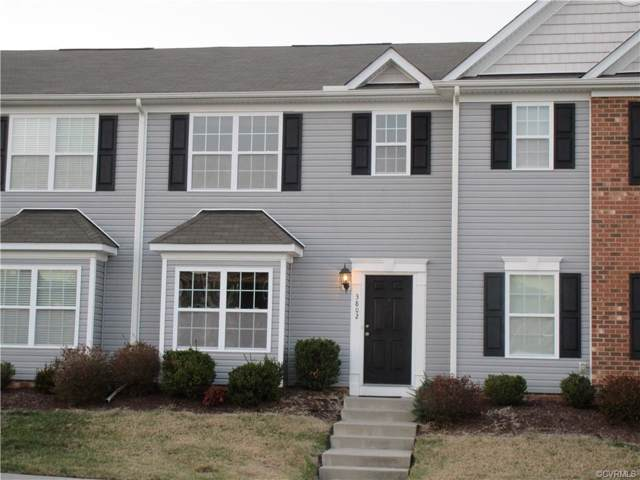 3802 Eagle Drive #3802, Hopewell, VA 23860 (#1937222) :: Abbitt Realty Co.