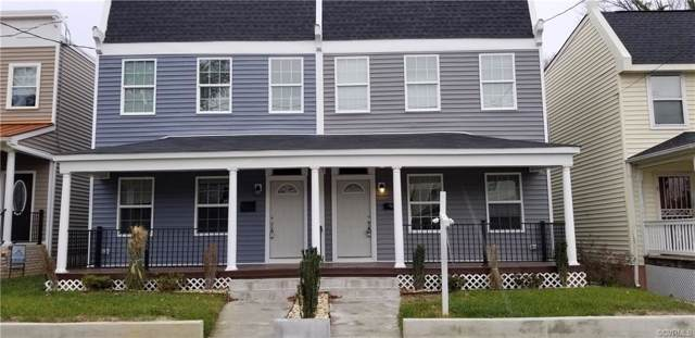 1120 N 33rd Street, Richmond, VA 23223 (MLS #1937344) :: Small & Associates