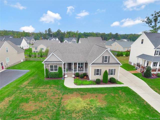 11207 Lost Parrish Drive, Chesterfield, VA 23832 (MLS #1937350) :: The RVA Group Realty