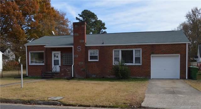 3206 Freeman Street, Hopewell, VA 23860 (#1937367) :: Abbitt Realty Co.