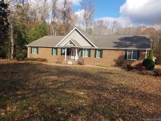 4855 Chestnut Fork Road, Gloucester, VA 23061 (#1937448) :: Abbitt Realty Co.