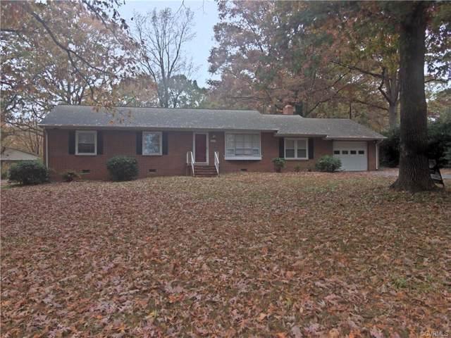 4332 Melody Road, Ampthill, VA 23234 (MLS #1937501) :: Small & Associates