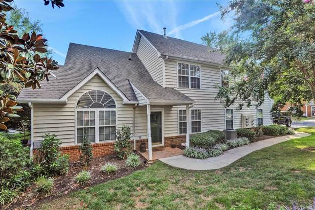 619 Hazeltine Court, North Chesterfield, VA 23236 (MLS #1937502) :: EXIT First Realty