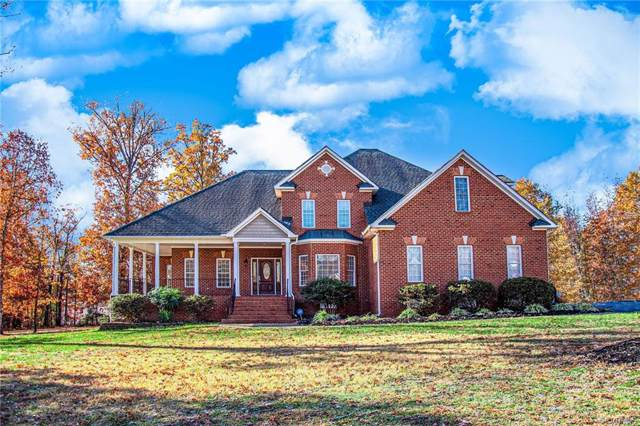 14412 Clearcreek Place, Chesterfield, VA 23834 (MLS #1937585) :: Small & Associates