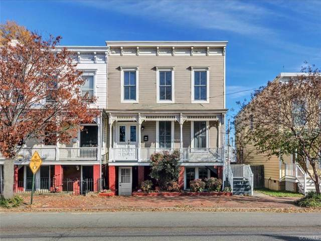 308 W Leigh Street, Richmond, VA 23220 (MLS #1937586) :: Small & Associates