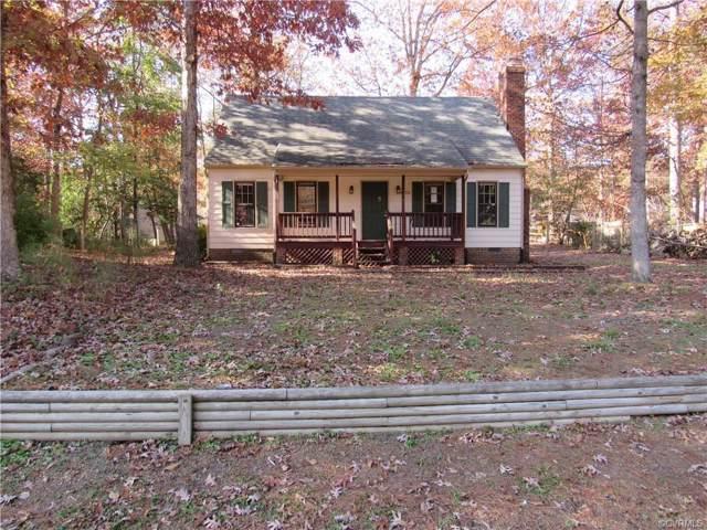 8706 Peach Grove Road, North Chesterfield, VA 23237 (MLS #1937621) :: Small & Associates