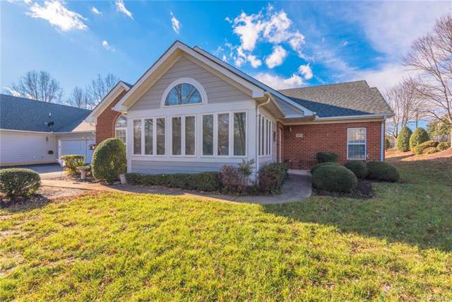 3200 Stone Manor Circle D, Chester, VA 23831 (MLS #1937646) :: EXIT First Realty
