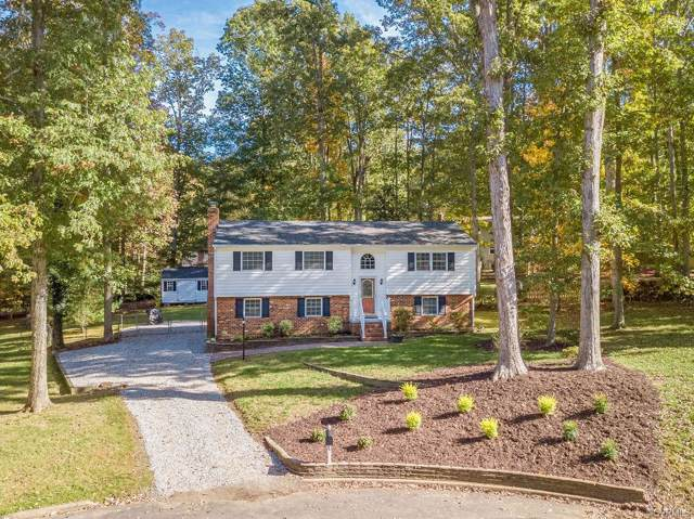 1603 Lucie Lane, Henrico, VA 23238 (MLS #1937667) :: EXIT First Realty
