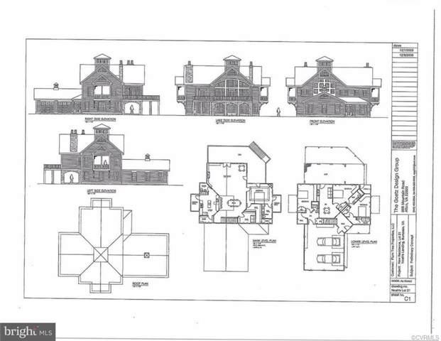 21 Olive Branch Ct, Bumpass, VA 23024 (MLS #1937736) :: Small & Associates