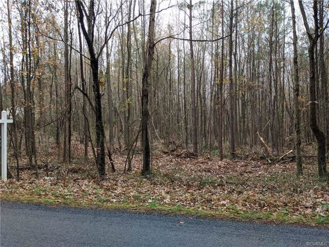 10 Acres Dennisville Road, Amelia Courthouse, VA 23002 (MLS #1937786) :: HergGroup Richmond-Metro