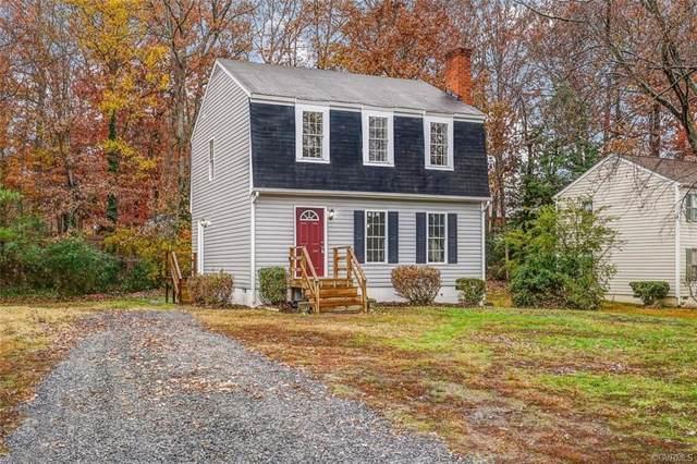 9918 Remora Drive, North Chesterfield, VA 23237 (MLS #1937795) :: Small & Associates