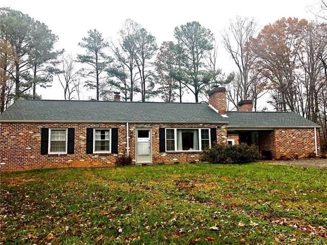 9686 Fredericks Hall Road, Mineral, VA 23117 (#1937803) :: Abbitt Realty Co.