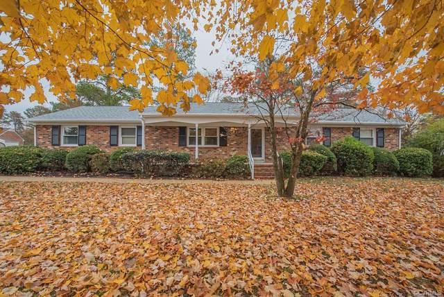 8517 Pine Glade Lane, North Chesterfield, VA 23237 (MLS #1937815) :: Small & Associates