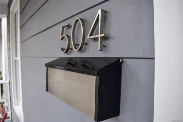504 N 28th Street, Richmond, VA 23223 (MLS #1937926) :: Small & Associates