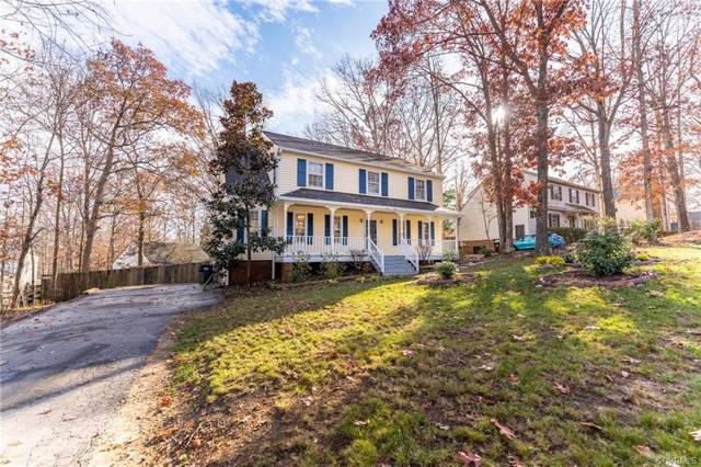 3105 Brewster Drive, Henrico, VA 23233 (MLS #1938020) :: EXIT First Realty