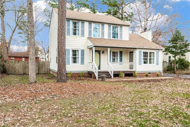 12 Swannee Lane, Ashland, VA 23005 (MLS #1938052) :: Small & Associates