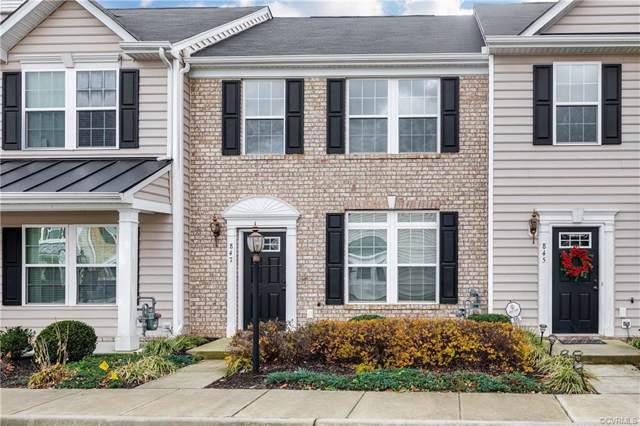 847 Sweet Tessa Drive, Hanover, VA 23005 (MLS #1938056) :: Small & Associates