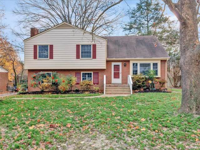 3849 Homeward Road, North Chesterfield, VA 23234 (MLS #1938081) :: Small & Associates