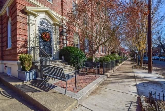 1524 West Avenue #12, Richmond, VA 23220 (MLS #1938107) :: Small & Associates