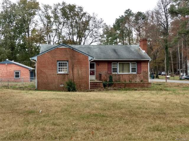 1801 Old Williamsburg Road, Sandston, VA 23150 (MLS #1938120) :: EXIT First Realty