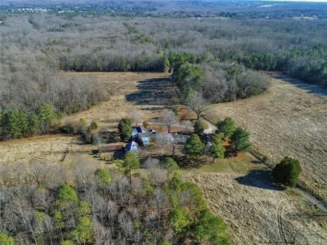 950 Dalmore Drive, Powhatan, VA 23113 (MLS #1938123) :: EXIT First Realty