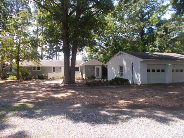 218 Tharp Road, Lancaster, VA 22503 (#1938203) :: Abbitt Realty Co.