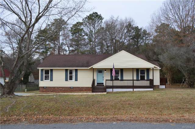 5006 Brickhaven Drive, Chesterfield, VA 23832 (MLS #1938280) :: Small & Associates