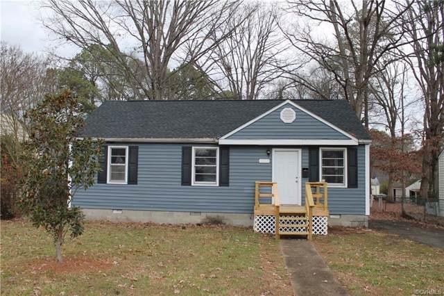 2010 E Nine Mile Road, Sandston, VA 23150 (#1938283) :: Abbitt Realty Co.