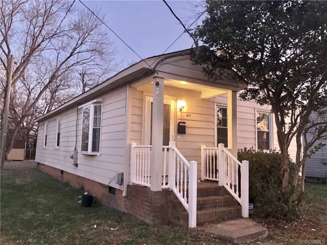 1819 N 28th Street, Richmond, VA 23223 (MLS #1938312) :: HergGroup Richmond-Metro