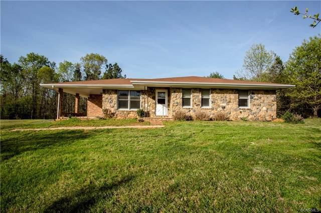 248 Old Louisa Road, Gordonsville, VA 22942 (#1938333) :: Abbitt Realty Co.