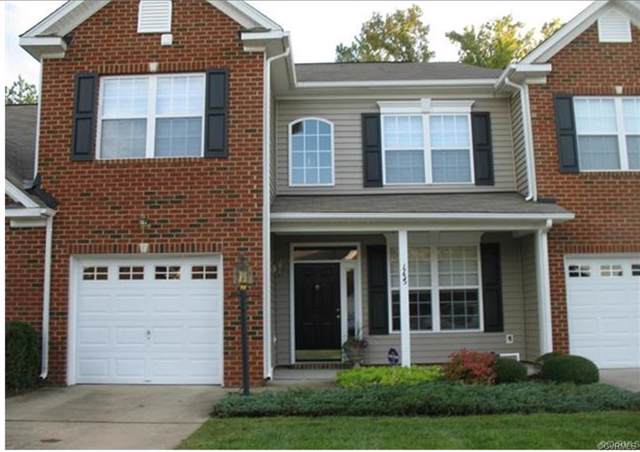 1735 Rose Mill Circle #1735, Chesterfield, VA 23112 (MLS #1938375) :: The RVA Group Realty