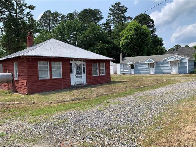 17030 Jefferson Davis Highway, Colonial Heights, VA 23834 (MLS #1938382) :: Small & Associates