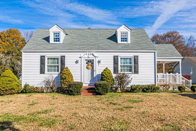 5114 Hickory Road, South Chesterfield, VA 23803 (MLS #1938387) :: HergGroup Richmond-Metro
