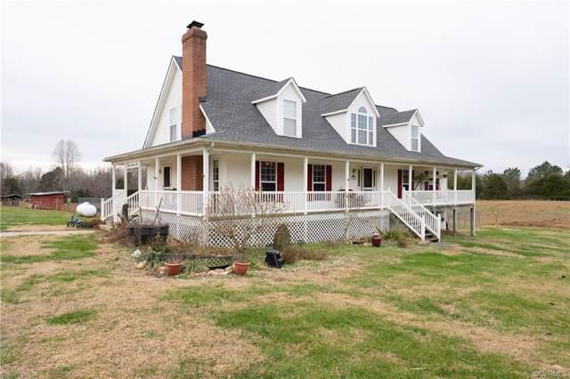 676 Apple Grove Road, Mineral, VA 23117 (#1938393) :: Abbitt Realty Co.