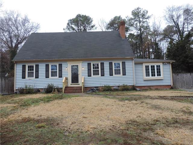9450 Tuxford Road, North Chesterfield, VA 23236 (MLS #1938414) :: HergGroup Richmond-Metro