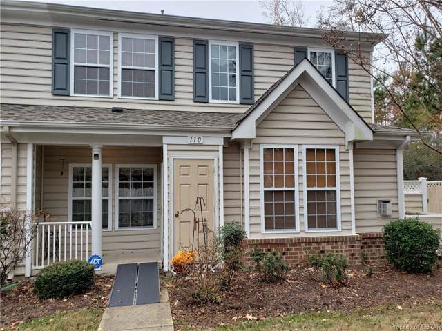 110 Ellis Drive, Yorktown, VA 23692 (MLS #1938486) :: EXIT First Realty