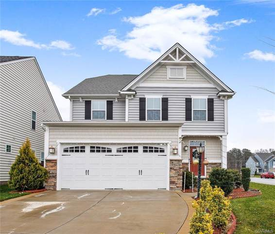 9422 Lewisdale Place, Hanover, VA 23116 (MLS #1938510) :: EXIT First Realty