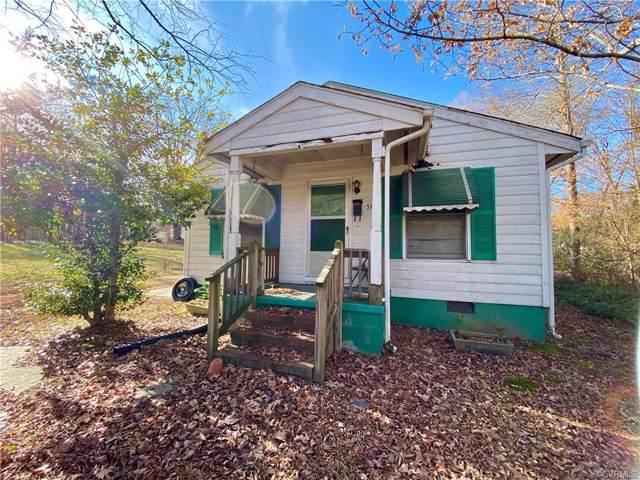 539 N Main Street, Blackstone, VA 23824 (#1938517) :: Abbitt Realty Co.