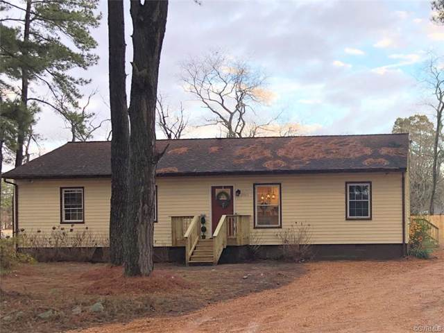 2063 Riley Lane, Hayes, VA 23072 (MLS #1938529) :: EXIT First Realty